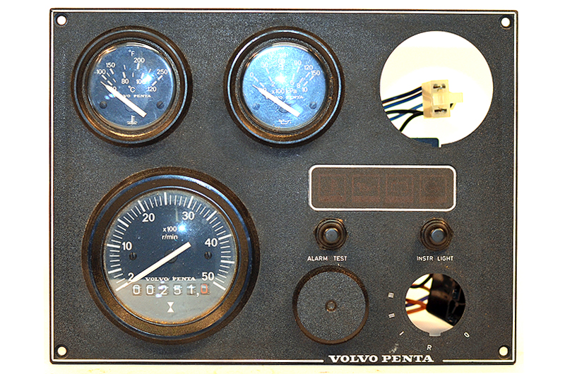 Instrument Panel 864038 Volvo Penta | Volvo Penta