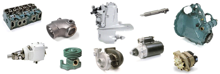 Useddieselenginecenter.com for second-hand and overhauled assembly parts